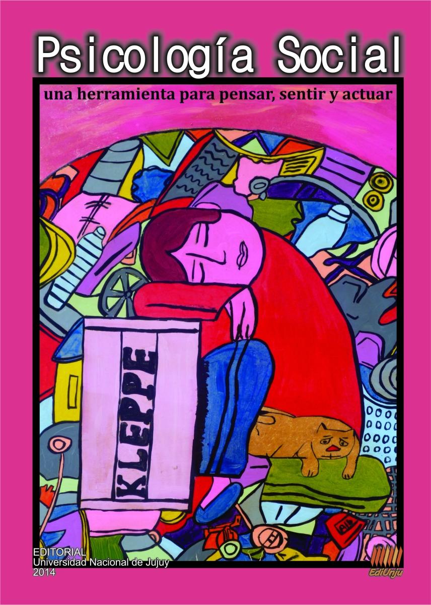 """Presentarán el libro """"Psicología Social: una herramienta para pensar, sentir y actuar"""""""