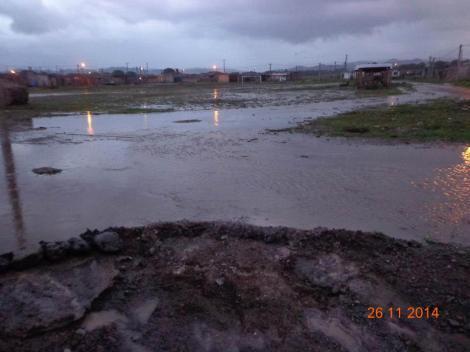 Inundación en las 150 Hectáreas de Alto Comedero: otra muestra de desidia, corrupción eimpunidad