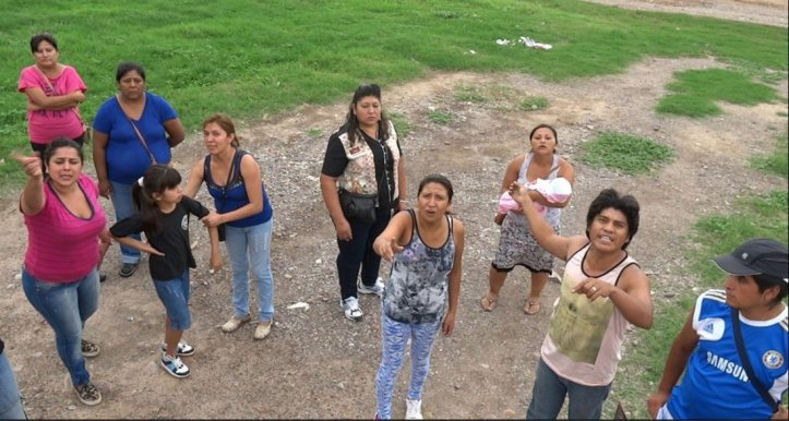 La intimidación a la periodisra Nora Ruiz