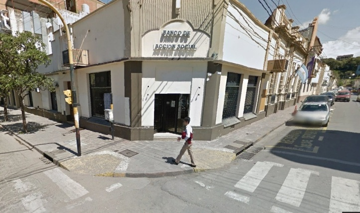 """El eslogan histórico del Banco de Acción Social fue """"el banco de la gente""""."""