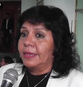 Diputada Manuela Cabello