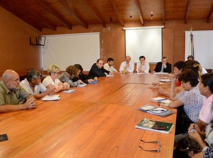 La reunión de hoy, en el Ministerio de la Producción
