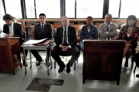 """Sala, a los jueces: """"Quiero hacer trabajos comunitarios en la Secretaría de Drogacción. Ya hablamos con el doctorAlderete"""""""