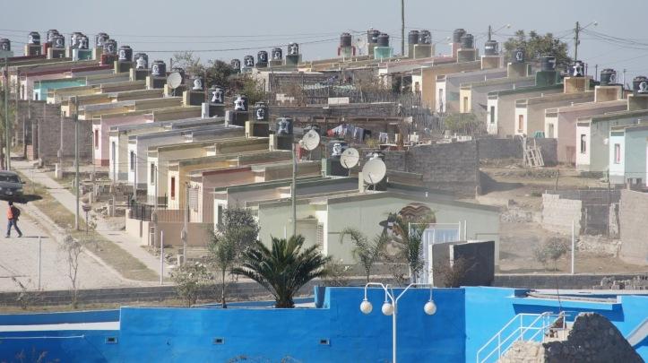 El barrio Tupac Amaru se encuentra en el populoso sector conocido como Alto Comedero