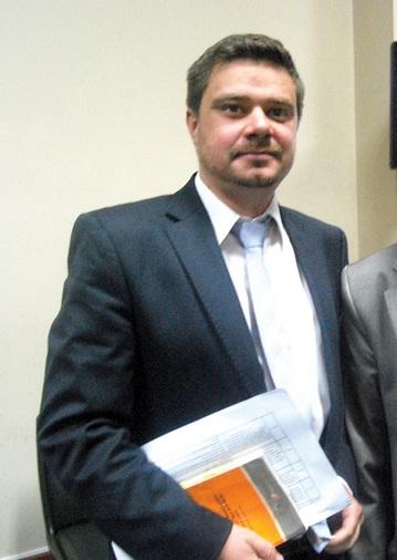 """Francisco Snopek está señalado como """"fiscal tupakero"""""""