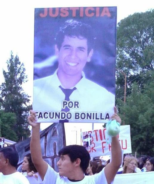 En Palpalá y en San Salvador de Jujuy se hicieron marchas pidiendo justicia por Facundo