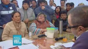 Tras el robo, Lanata intentó recuperar la cámara en Jujuy. No tuvo suerte.