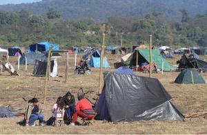 pobreza en jujuy carpas tierras