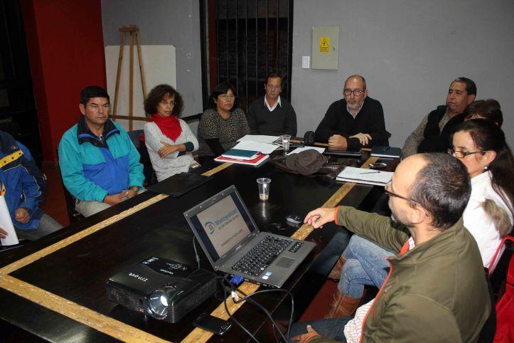 La reunión del Consejo Asesor de Planificación Municipal