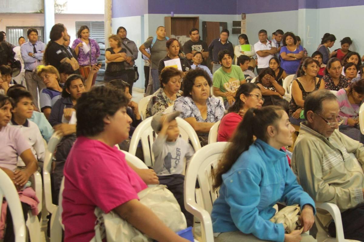 """Gremios estatales de Jujuy tomarían tierras para crear un """"barrio obrero"""""""