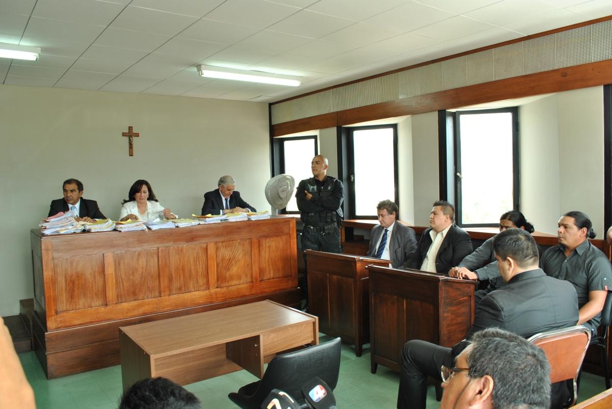 """Empezó el juicio contra miembros de la """"Tití Guerra"""" por el homicidio de Luis Condorí"""