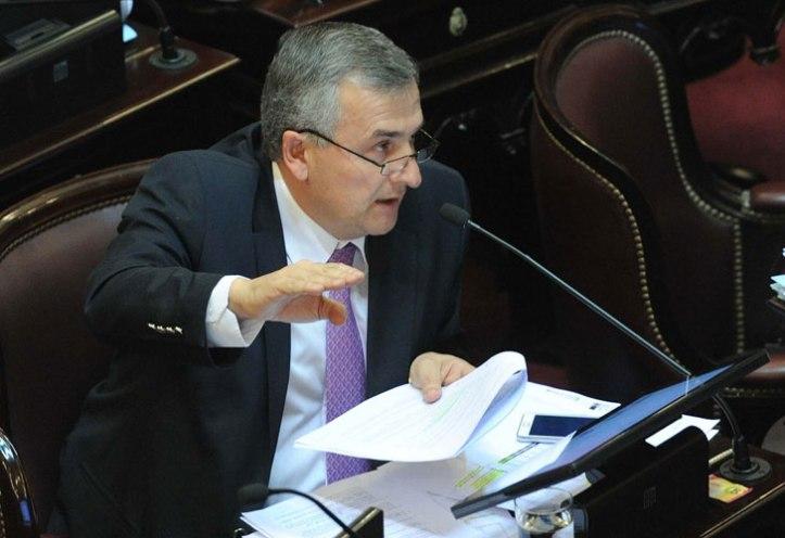 Gerardo Morales dijo que se deben establecer criterios de igualdad para todas las regiones del país