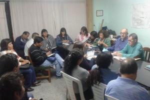 Reunión del Consejo Asesor de Planificación