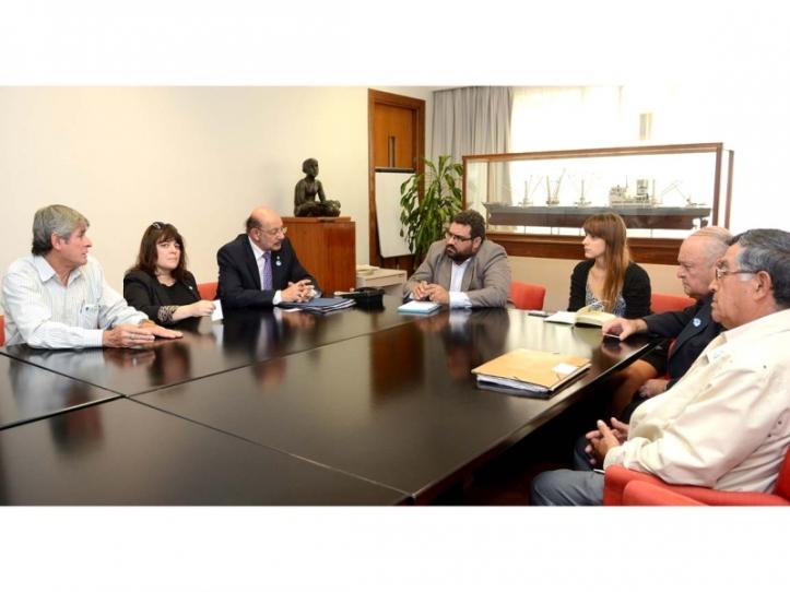 La reunión en Buenos Aires