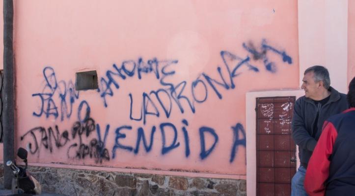 """Gerardo Morales, en La Quiaca, llamó a """"parar"""" con las agresiones"""