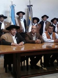 Gauchos de Jujuy, unidos en este importante acontecimiento