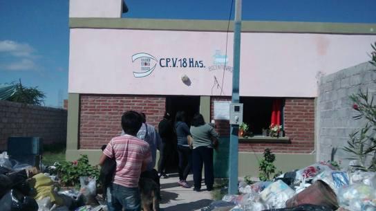 Vecinos se quejan de la violencia de la ODIJ
