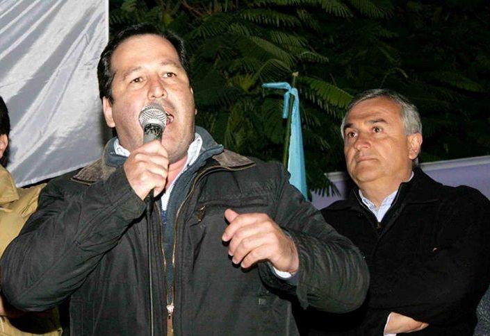 Alejandro Snopek, habla. Gerardo Morales, escucha.