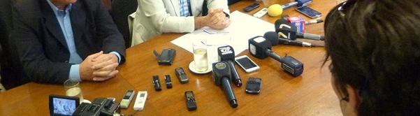 conferencia de prensa periodista periodismo jujuy