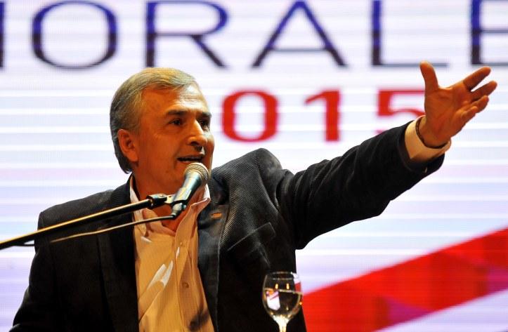 Gerardo Morales. Según Carlos Daniel Snopek, está en las mejores condiciones para asumir la Gobernación de Jujuy.