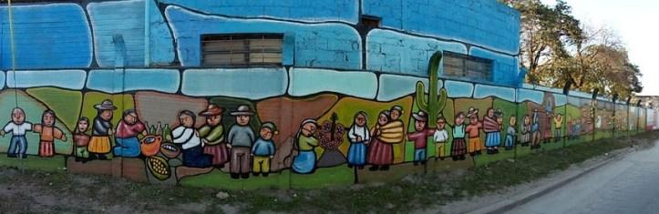 mural barrio los ceibos 1