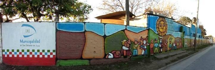 mural barrio los ceibos 2