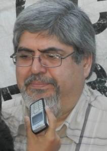 Oscar Tapia, secretario General de ADEP