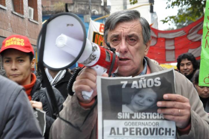 Alberto Lebbos (Crédito: Agencia de Prensa Alternativa-APA)