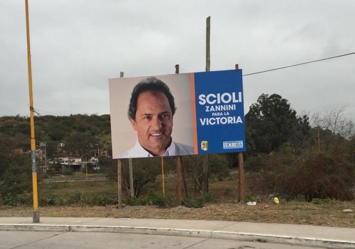 Scioli, ¿objeto de fe?