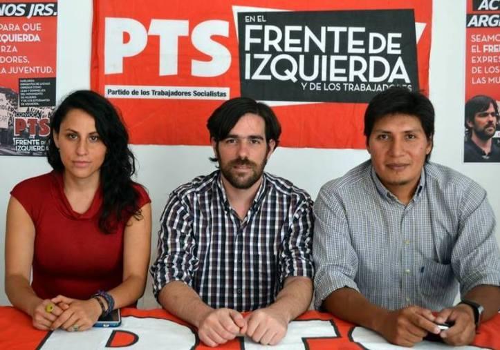 Morales, Del Caño y Vilca. (Archivo)