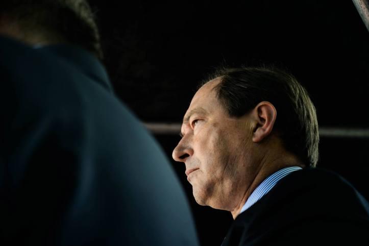 Ernesto Sanz, precandidato presidencial por la UCR