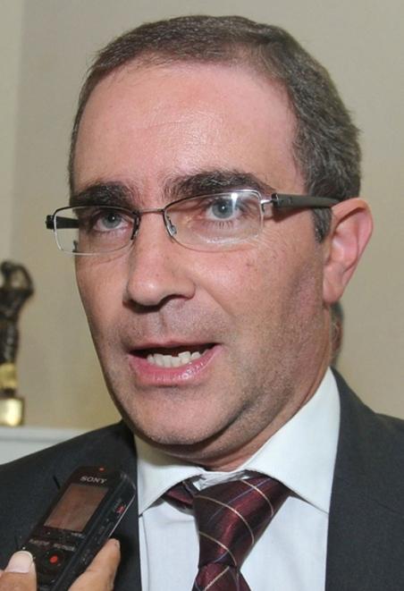 Fernando Zurueta, presidente del Colegio de Abogados de Jujuy