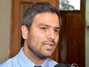 Juan Cardozo, secretario de Gobierno de la Provincia e hijo del juez Federal Electoral de Jujuy.