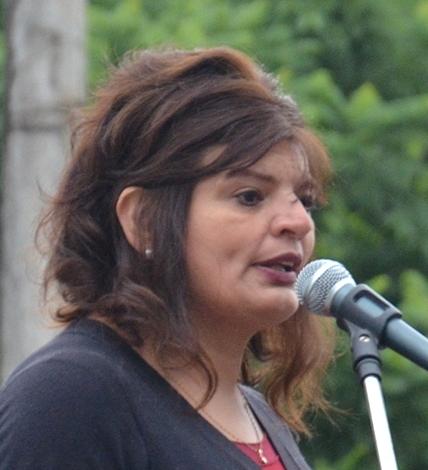 María Inés Zigarán, secretaria de Derechos Humanos de la UCR de Jujuy
