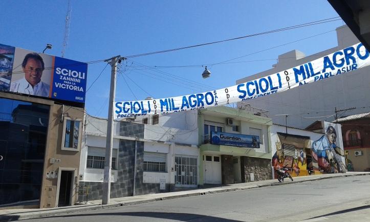 Scioli lleva a Sala como candidata al Parlasur