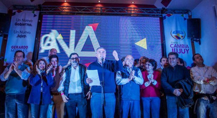 El peronismo y el radicalismo sostienen el Frente Cambia Jujuy