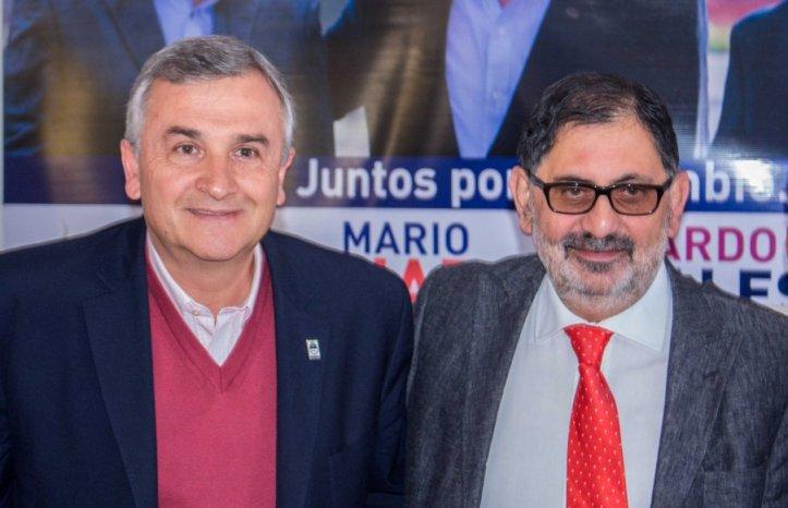 Gerardo y Chuli, hoy, en el IPP