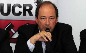 Ernesto Sanz, presidente de la UCR