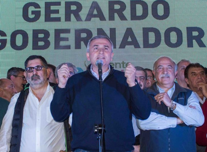 Chuli, Gerardo y Mario, los tres dirigentes emblemáticos del radicalismo contemporáneo.