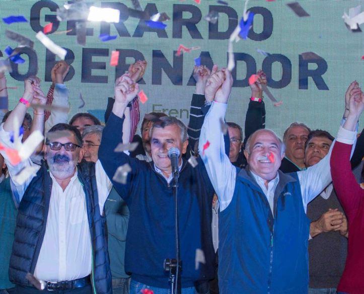 Festejos del 9 de agosto del Frente Cambia Jujuy