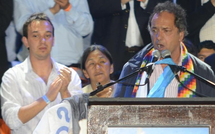 El FPV de Jujuy basa su poder de movilización en la Tupac de Milagro Sala
