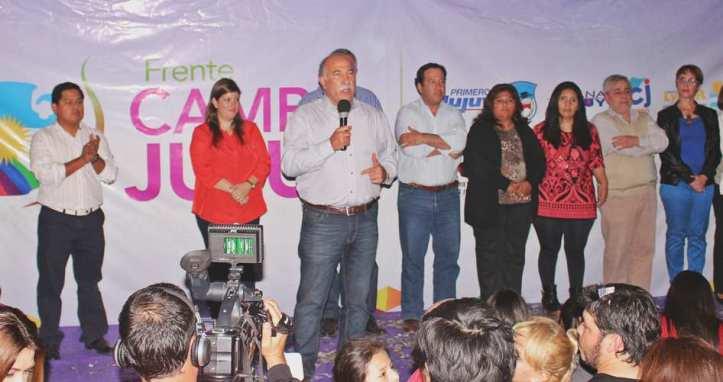 Fiad habla en Monterrico