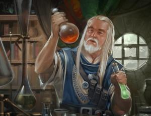 alquimista inmortal