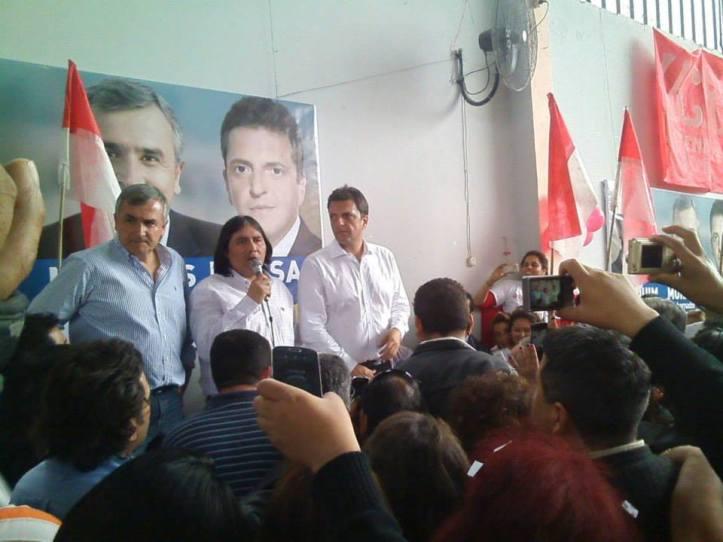 Gerardo, Conejo Vargas y Massa