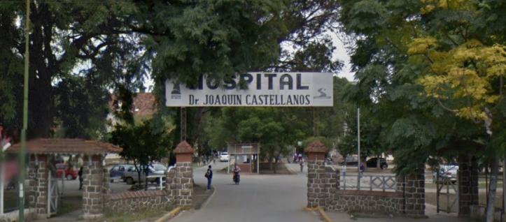 Hospital Joaquín Castellanos, de Güemes
