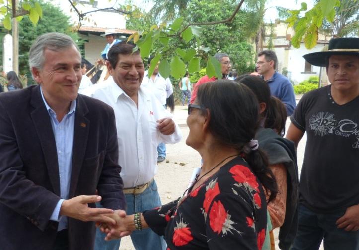 Morales en El Piquete
