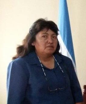 DENUNCIANTE. Yolanda Zulca quiere saber qué pasó con los 23 millones de pesos.