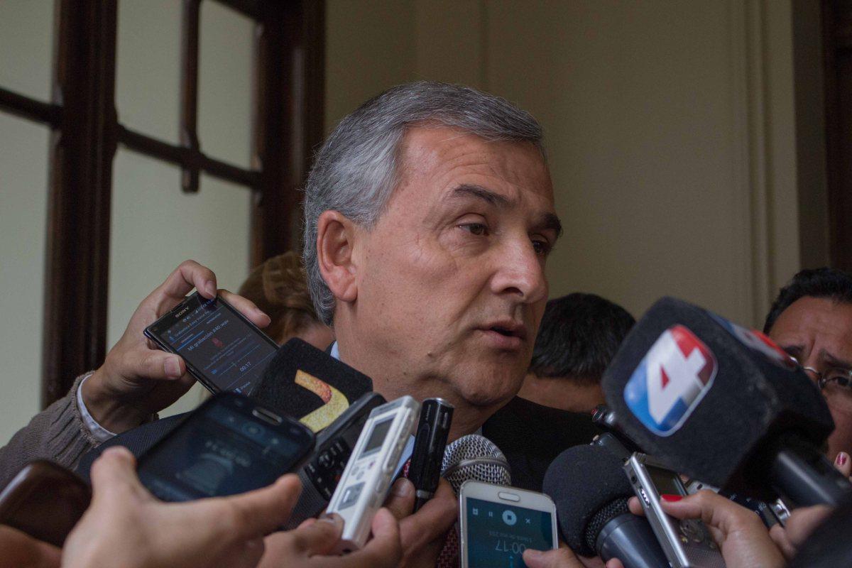Gerardo Morales recibirá a los gremios estatales de #Jujuy