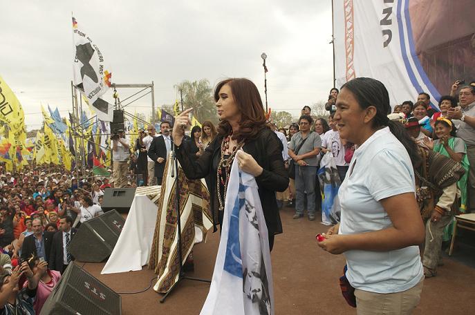 Cristina Kirchner financiaba a Milagro Sala
