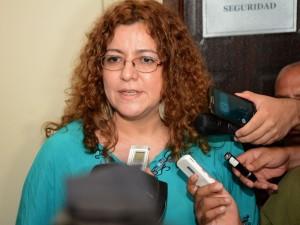 Norma Aguirre, parlamentaria del Mercosur por la Provincia de Jujuy